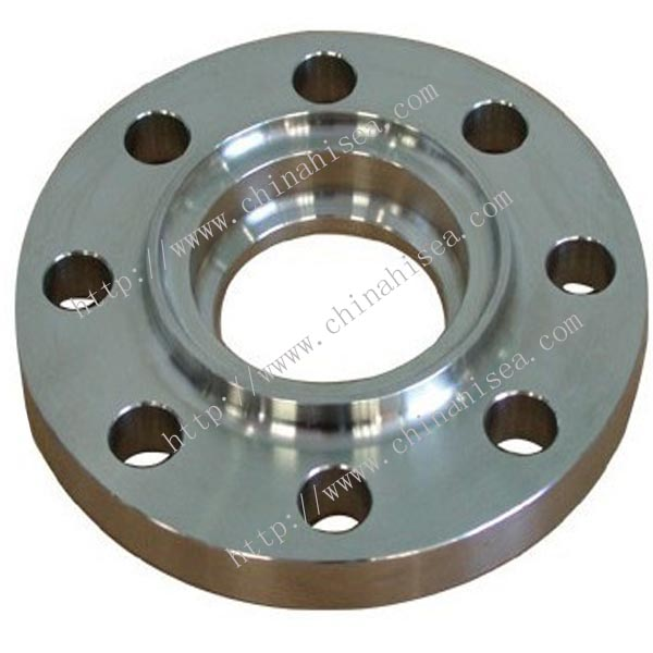 Class 150 stainless steel socket weld flange