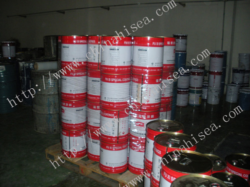 High-build Epoxy Zinc Phosphate Anticorrosive Primers
