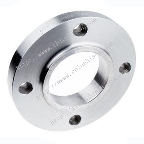 Class 600 stainless steel slip on flange