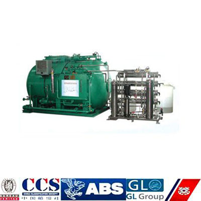 Marine Black and Gray Water Treatment System