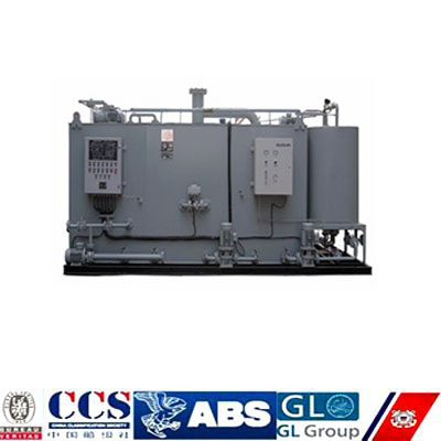 50 Persons Marine Sewage Treatment Separator