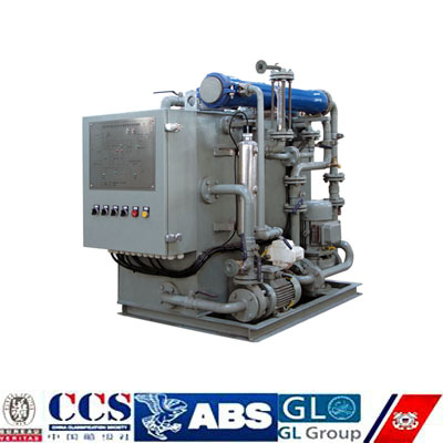 Membrane Biological Reactor Marine Waste Water Treater