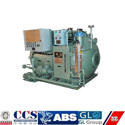 15 Persons Marine Wastewater Treatment Equipment