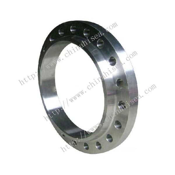 ASTM A105 carbon steel lap joint flange