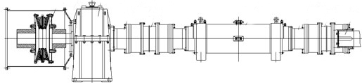 Designing solution of submerged pump driving system of  cutter dredger.jpg