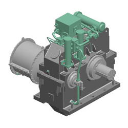 Submerged dredge pump gearbox(long shaft line).jpg