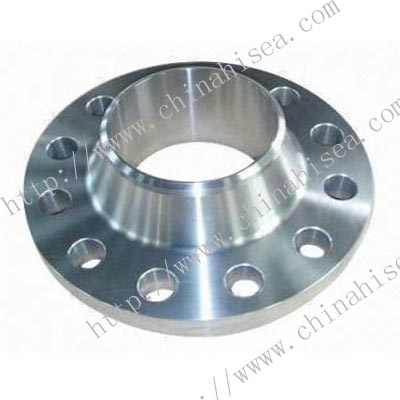 GOST 12821 Alloy Steel WN flanges