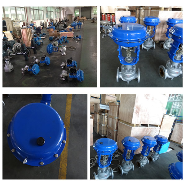 Produced All Kinds of Self Operated Control Valves