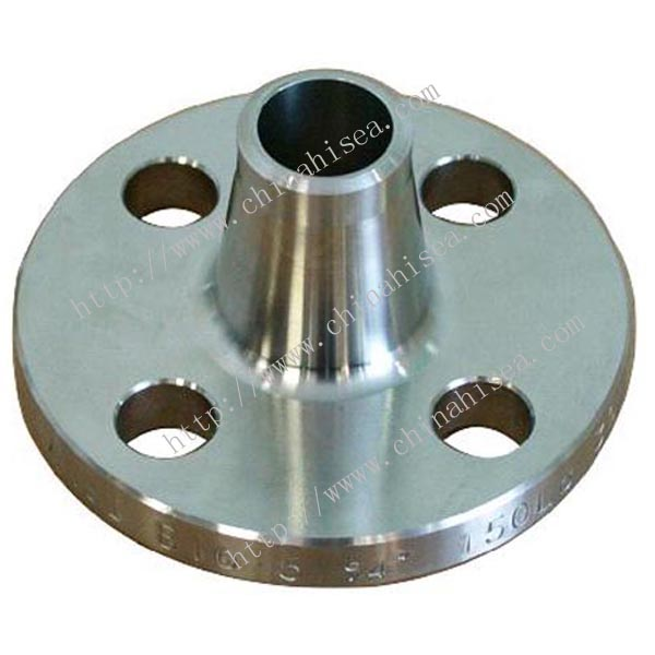 16Mn Carbon Steel Welding Neck Flanges