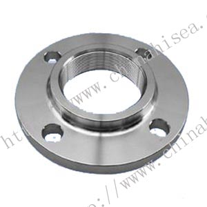 DIN 2566 Alloy Steel TH flanges