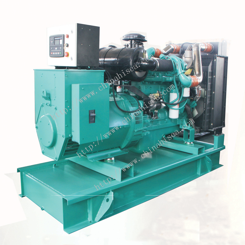 Cummins series generator
