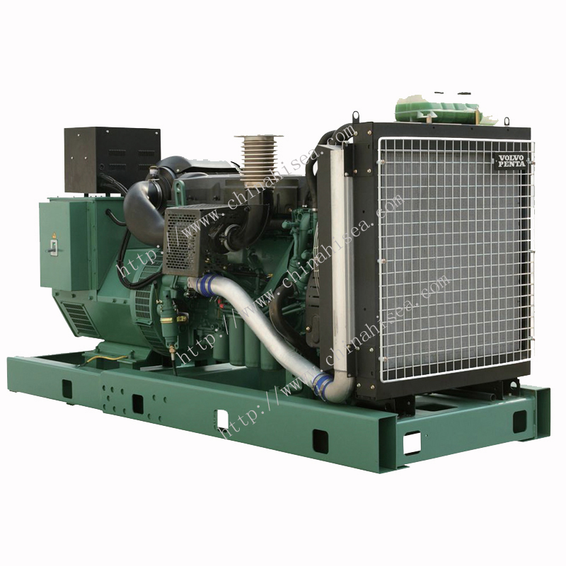 VOLVO series environmental protection generator unit