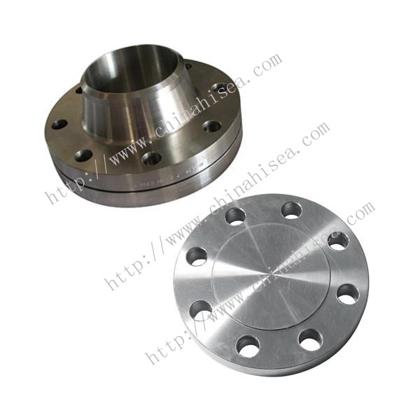Industry Standard Alloy Steel WN and BL Flanges