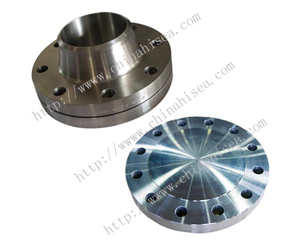 Industry-standard-carbon-steel-WN-and-BL-flanges-show.jpg