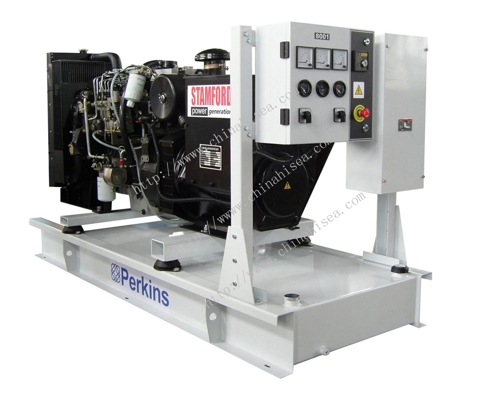 Perkins series generator set