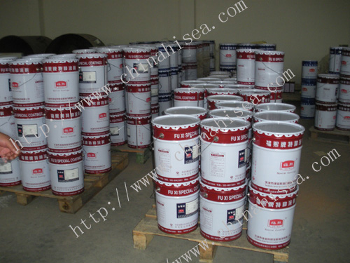 Epoxy Zinc-Rich Anticorrosive primers