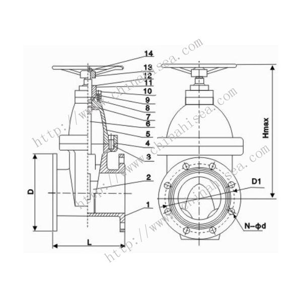 din marine gate valve din marine gate valve manufacturer