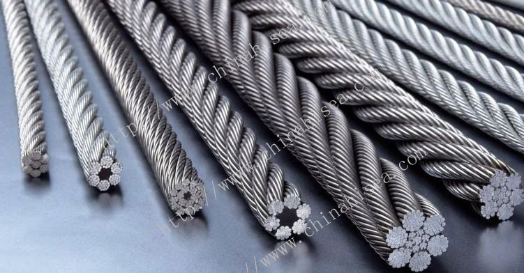 Marine Stainless Steel Cable Wire