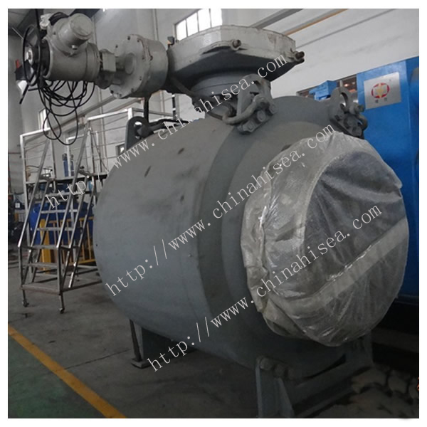Forging Steel Valve BW Connection 2