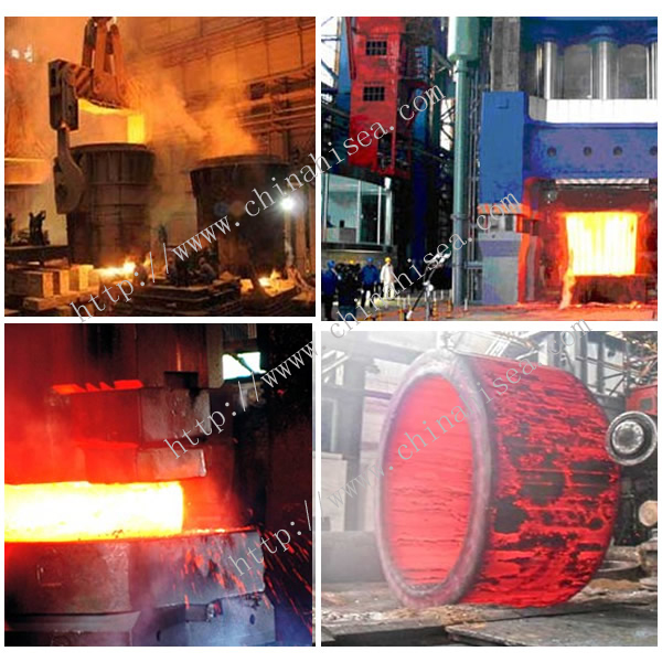 Forging Steel Valve Forging Technology