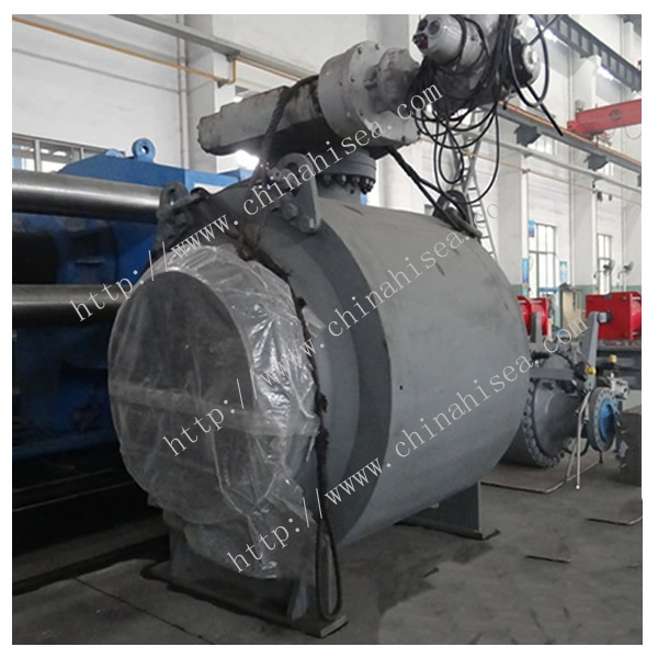 Forging Steel Valve BW Connection Picture 1
