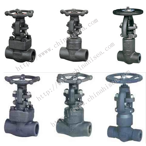 Related Different Types High Pressure Globe Valve