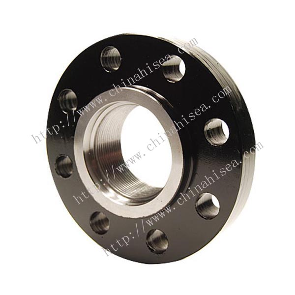 Class 300 Carbon Steel threaded orifice flanges