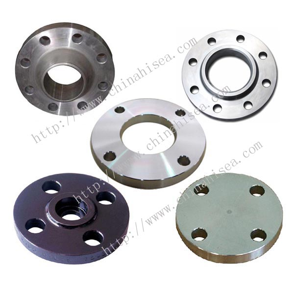 BS4504 PN40 Alloy Steel Flanges