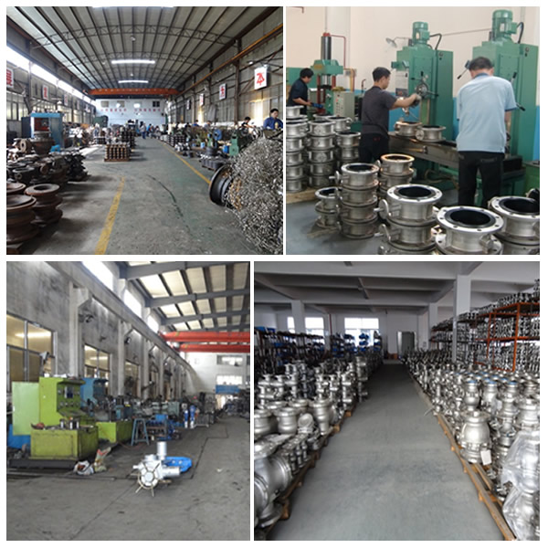 Cryogenic Ball Valve Factory