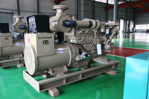 Lovol series marine genrator in  factory.jpg