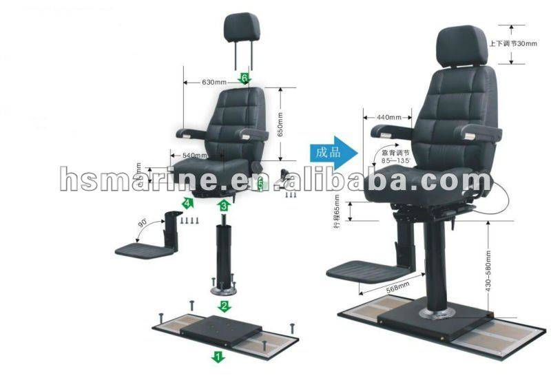Electronic Control Seat
