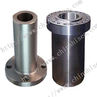 DIN 28115 Carbon Steel long neck welding flanges