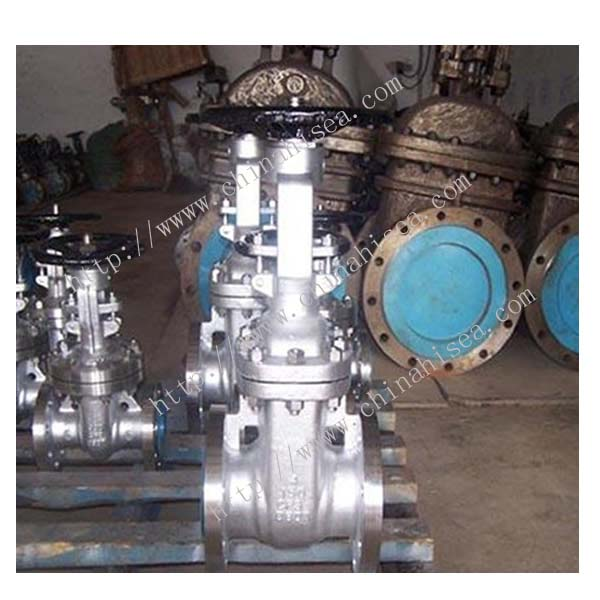API603 Stainless Steel Valve In Factory