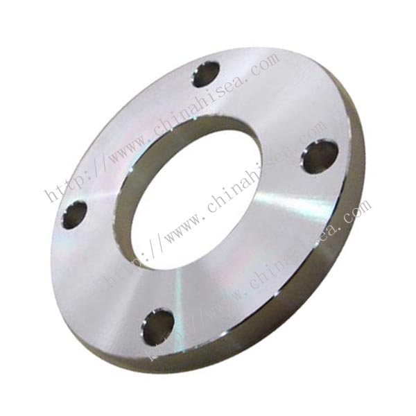 DIN alloy steel slip on flat flanges