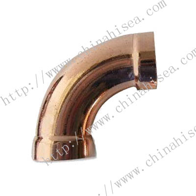 CuNi90/10 Copper Pipe Elbow