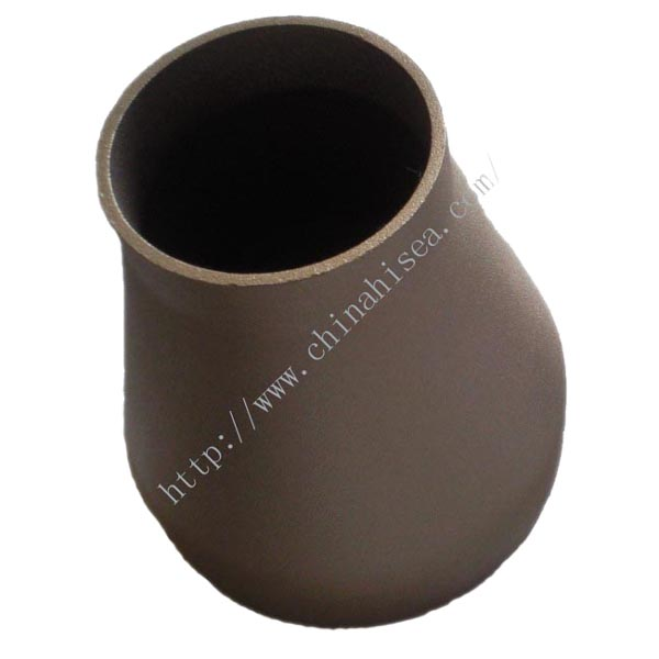 CuNi90/10 Copper Pipe reducer