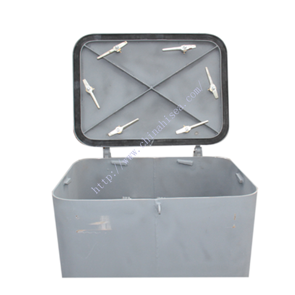<strong>Pressure-resistant Watertight Hatch Cover with Dogs</strong>