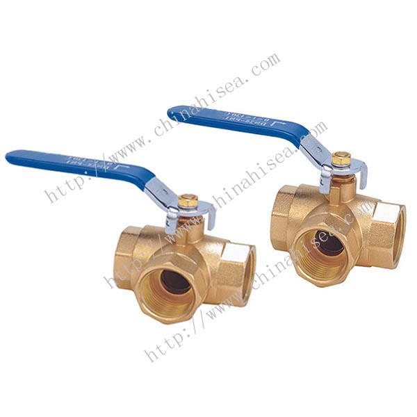 Threaded End Brass Ball Valve