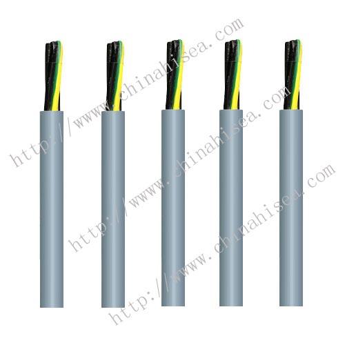 Flexible Cable Manufacturer : Flexible pur unshield control cable