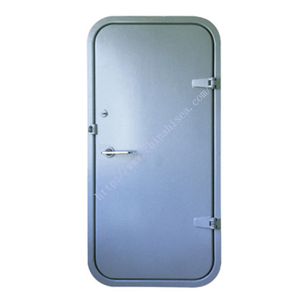 <strong>Single Handle Quick Open and Closing Watertight Steel Door</strong>