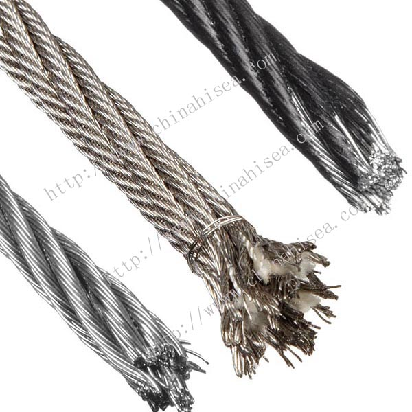 Multilayer Rotation Resistant Wire Rope
