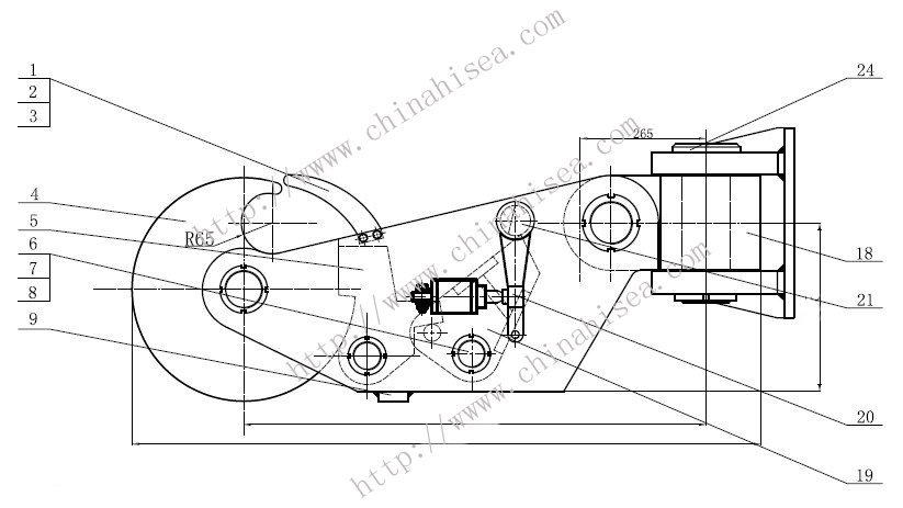 Drawing of 30 ton disc towing hook.jpg