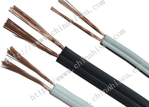Flexible Flat Cable Manufacturers : Pvc insulated flat flexible cable