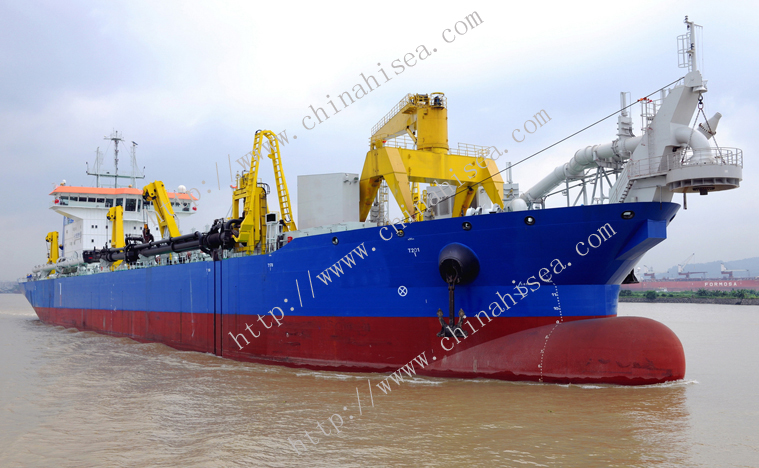 dredge side suction sysytem on the TSHD.jpg