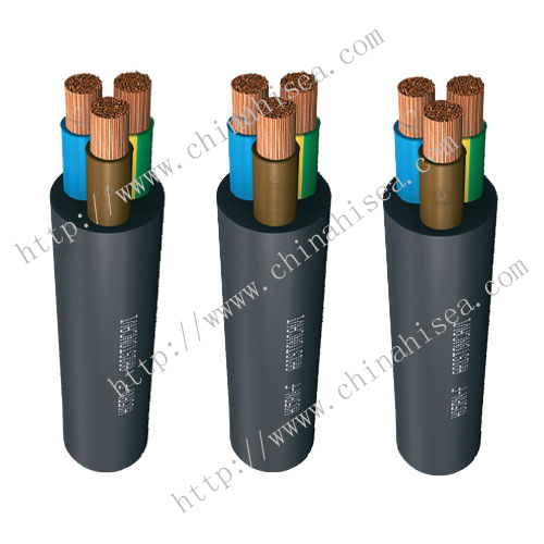VDE H05RN-F/H05RNH2-F Power Cable