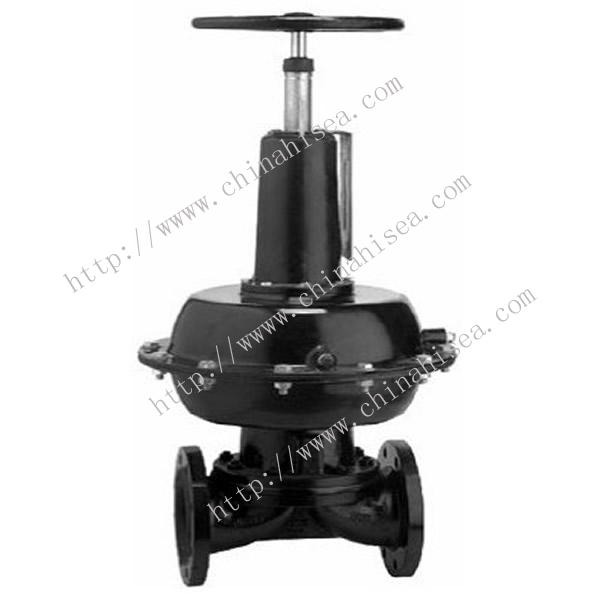 Normally Opened Pneumatic Diaphragm Valve