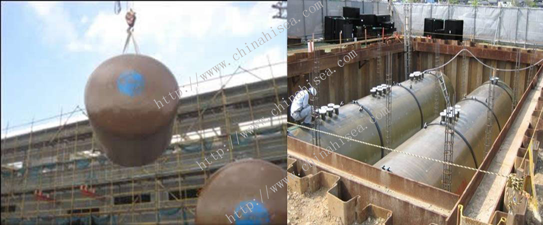 FRP SF Double-wall Tank - Site Installation.jpg