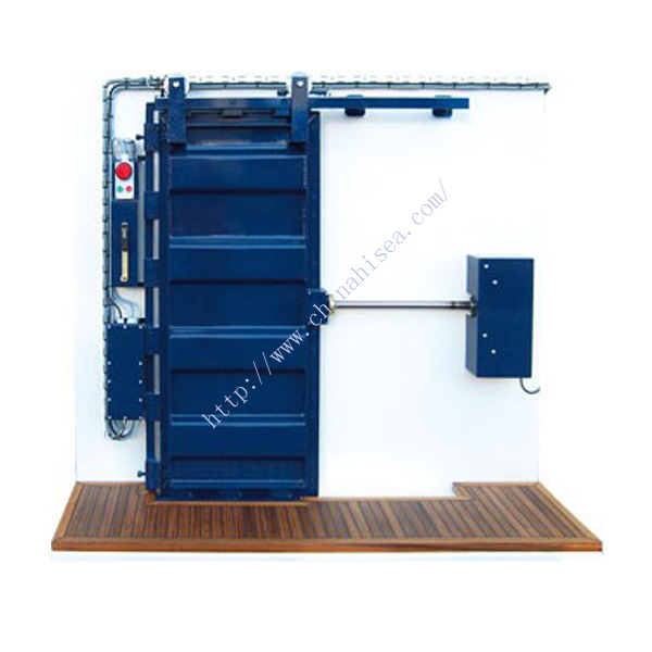 <strong>Marine Hydraulic Weathertight Sliding Door</strong>
