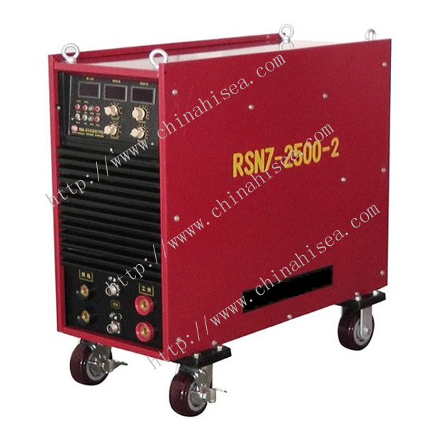 Double Gun Working Stud Welding Machine