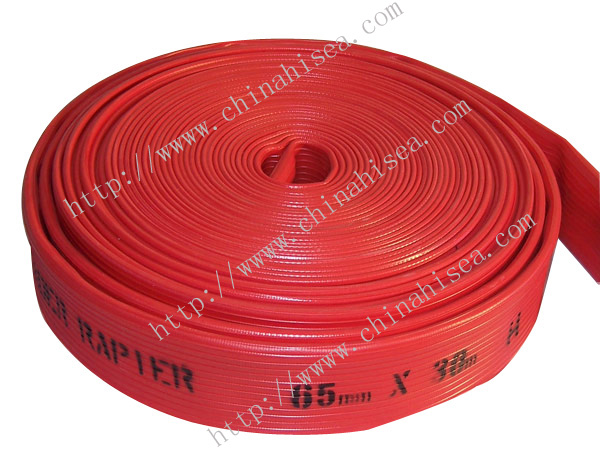 Durable layflat hose